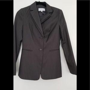 Calvin Klein suit- blazer and matching pants